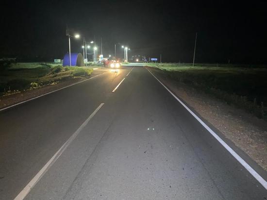 На трассе «Илек-Ташла-Соболево» сбили 14-летнего мальчика