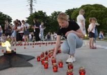 Огненную звезду зажгли в Серпухове