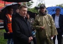 Ремонт дороги на улице Сибиряков-Гвардейцев завершат к 1 сентября в Новосибирске