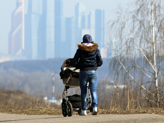 В России предложили выплачивать многодетным семьям по 100 тысяч рублей