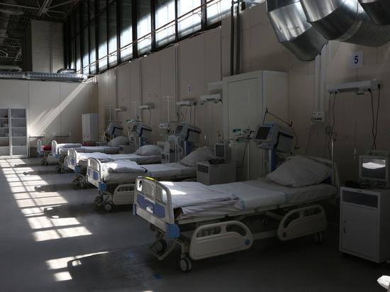 Петербург побил антирекорд по числу смертей от коронавируса