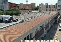Детскую библиотеку ремонтируют в Серпухове