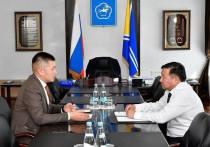 В Туве назначили руководителя Агентства по делам молодежи