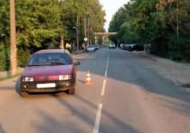 В Кирове иномарка наехала на 12-летнего подростка