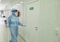 Дополнительные места для «тяжелых» больных развернули в больнице Серпухова