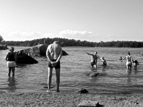 Dagens Nyheter: нудисты устроили «битвы» за пляжи Швеции с остальными гражданами