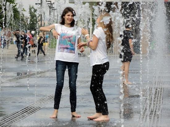 Воздух в Москве прогрелся до 37,4 градуса