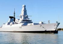 Эсминец ВМС Великобритании «Дефендер» устроил провокацию с нарушением территориальных вод России у берегов Крыма