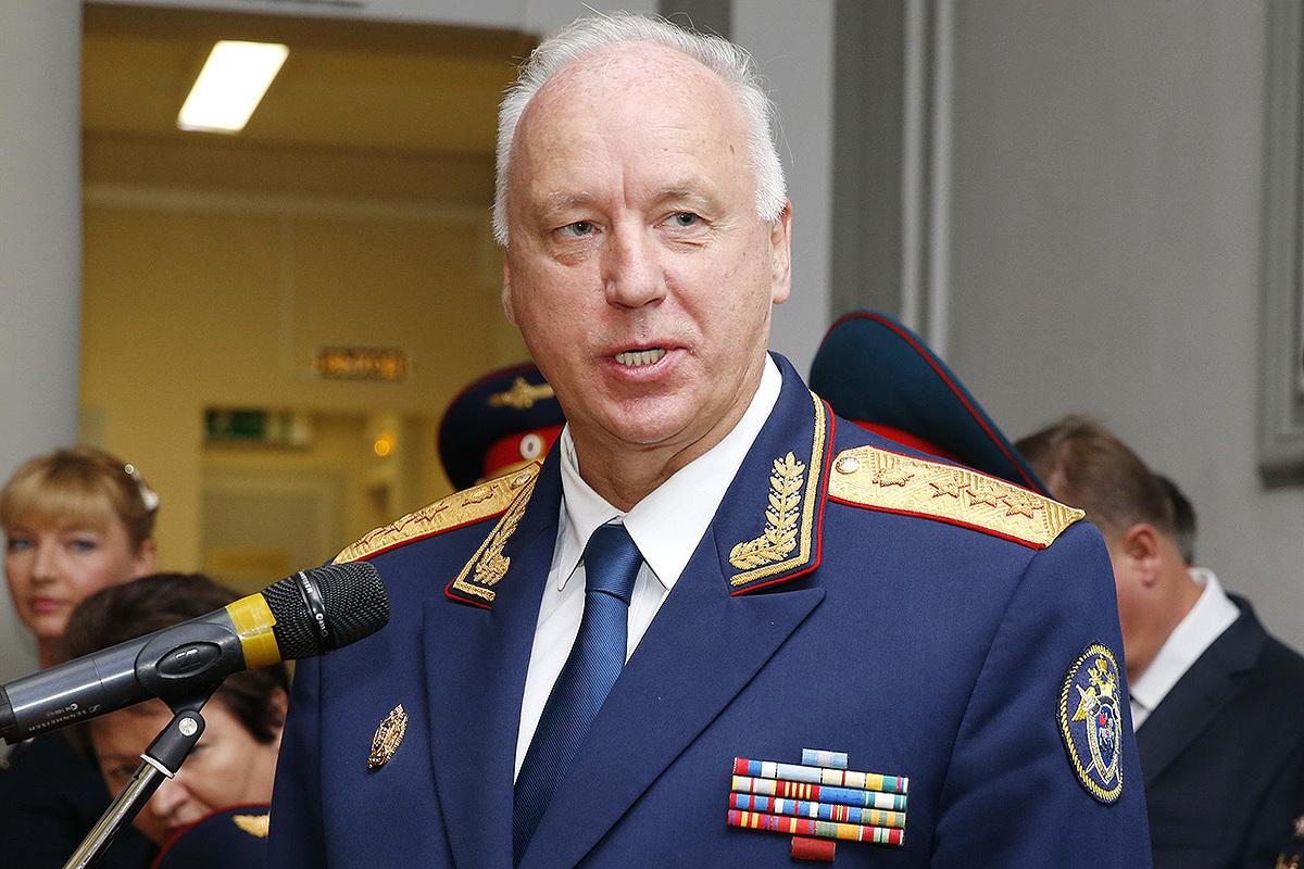 Председатель СК Александр Бастрыкин призвал подчиненных следоватьпримеру костромских коллег