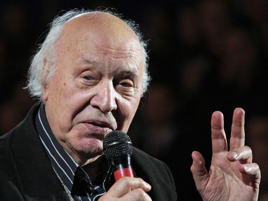 Скончался советский диктор Виктор Балашов
