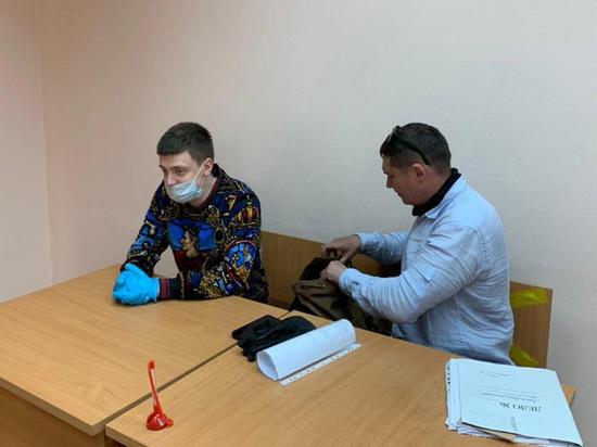 А гособвинитель попросил приговорить Андрея Бурима к исправительным работам