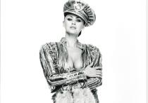 Первая русская танцовщица