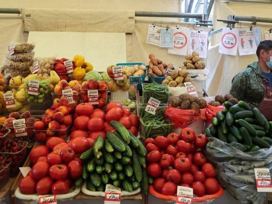 В России за неделю подешевели яйца и подорожали овощи