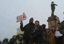 Писателя Сергея Филенко оштрафовали за митинг в поддержку Навального
