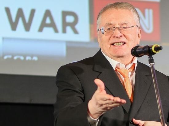 Жириновский возглавит список ЛДПР в Госдуму