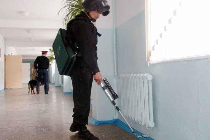 Ищут пожарные, ищет полиция: в Костромских школах и универмаге опять фейк-бомбы