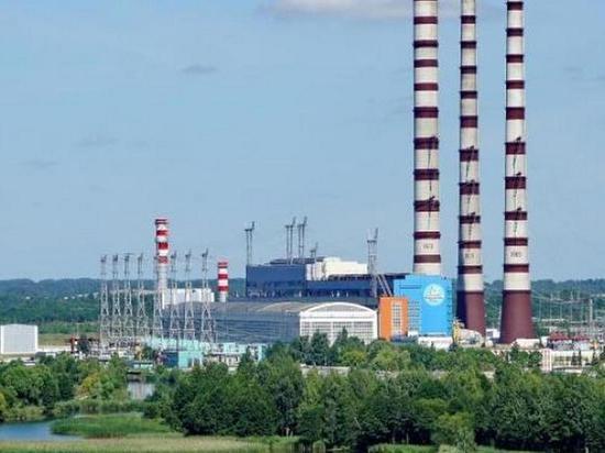 В Белоруссии произошло веерное отключение электроэнергии из-за пожара на Лукомльской ГРЭС