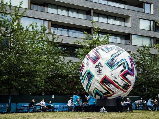 Определились все пары 1/8 финала Евро-2020