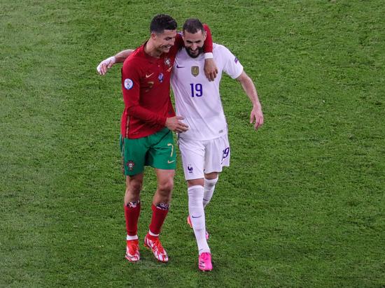 Португалия и Франция поделили очки в Будапеште и оформили путевки в плей-офф, Германия отправилась с ними