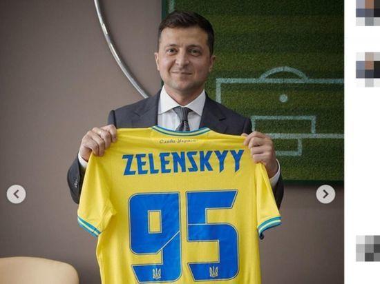 Зеленский назвал магией выход сборной Украины в плей-офф Евро-2020