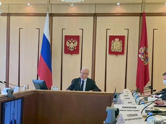 Новые ограничения из-за COVID-19 могут ввести в Красноярском крае