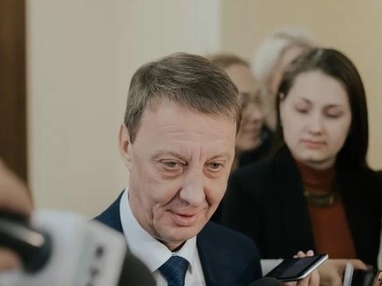 Вячеслав Франк сообщил о том, что Барнаул входит в третью волну ковида