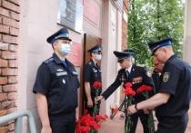 На одной из школ появилась мемориальная доска памяти ивановца, погибшего в Венгрии
