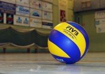 Российские волейболисты  обыграли команду Бразилии в Лиге наций
