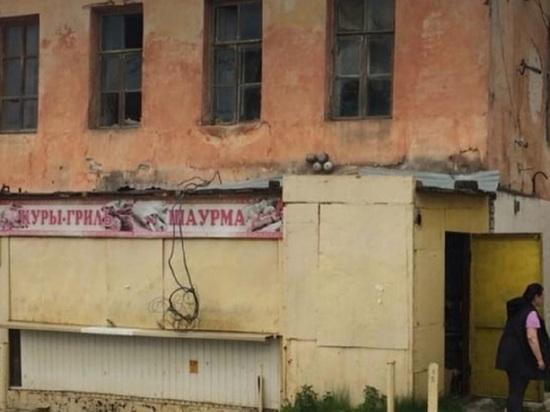 В Калуге снесли 70 торговых палаток