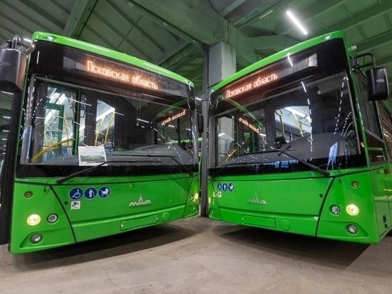 С 1 июля в Великих Луках начнут курсировать автобусы большого класса
