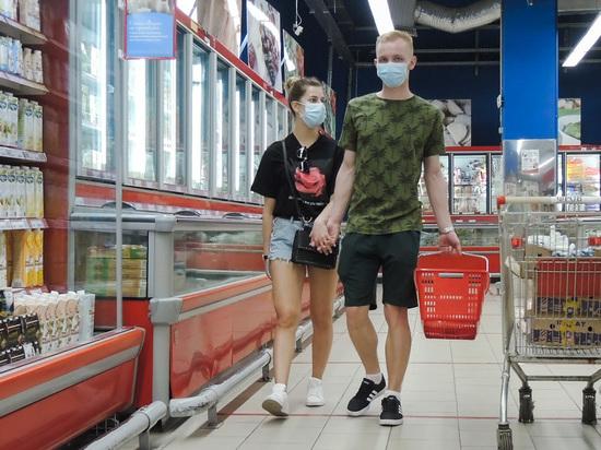 """""""Бесковидный"""" режим в столице не распространяется на продуктовые магазины и аптеки, заявили в оперативном штабе"""