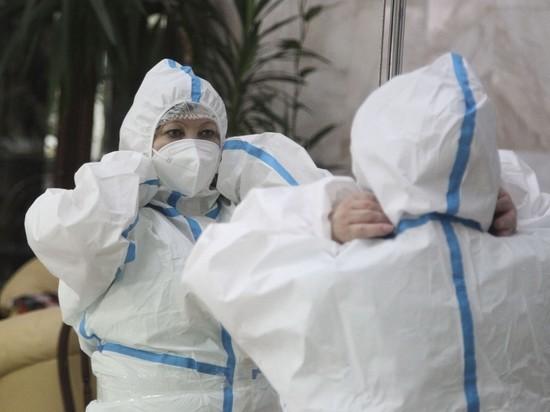 В России выявили более 20 тыс. заболевших COVID-19