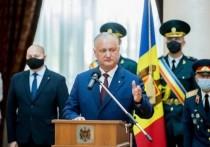 Игорь Додон: Мы наследники Победы