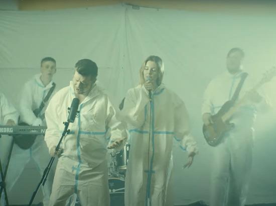 Петербургская рок-группа медиков из «красной зоны» сняла клип о коронавирусе