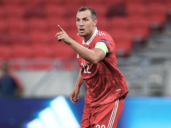 Дзюба стал лучшим по верховым единоборствам на групповом этапе Евро-2020