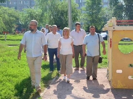 Глава Серпухова оценила состояние территорий муниципалитета