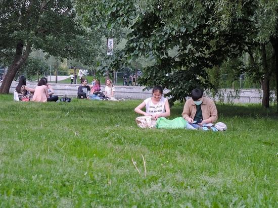 Москву ждет спад жары на следующей неделе, 29 июня