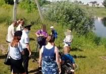 В Иванове за один рейд обнаружили 26 детей на «диких» пляжах