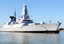 Провокационное нарушение британским эсминцем территориальных вод России у берегов Крыма 23 июня активно обсуждают в Сети