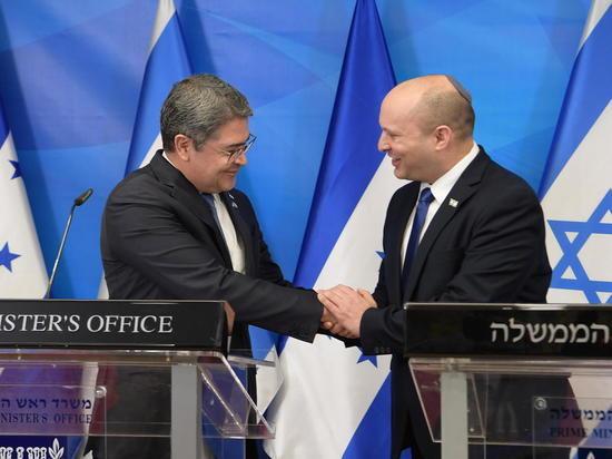 Гондурас открыл посольство в Иерусалиме