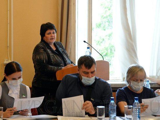 Гордума Кургана приняла поправки в бюджет на 2021 год и плановый период 2022 и 2023 годов