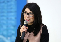 В Союзе журналистов Москвы на днях презентовали книгу Евы Меркачевой «Град обреченных»