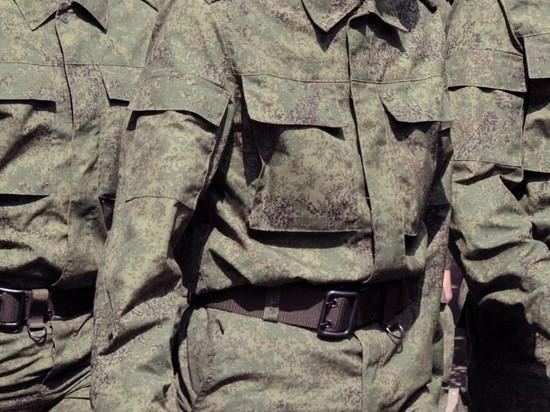 Солдат-контрактник погиб на полигоне под Воронежем