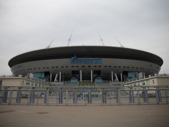 На четвертьфинал Евро-2020 в Петербурге пустят не более 50% зрителей