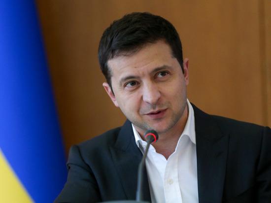 Зеленский решил не озвучивать планов баллотироваться на второй срок