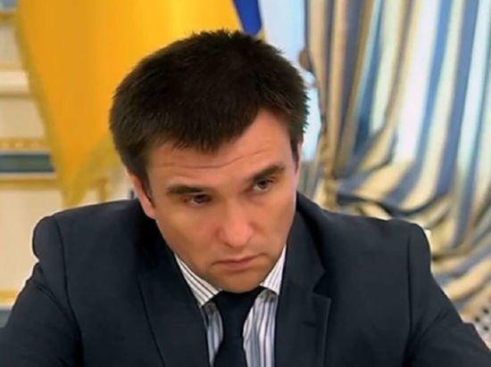 Климкин назвал скверным для Украины возможность участия Путина в саммите ЕС