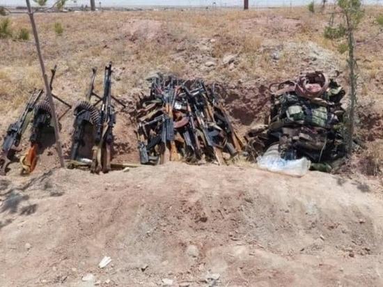 В Узбекистан проникли 53 военнослужащих Афганской нацармии