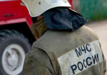 В Челябинске пожарные ликвидировали возгорание на территории завода ЧТЗ