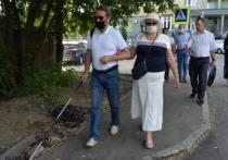 Ивановские чиновники проверили, как идет ремонт многострадальной улицы 3-го Интернационала