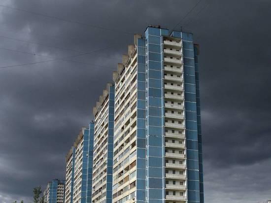 В Москве ожидаются кратковременный дождь, гроза и град